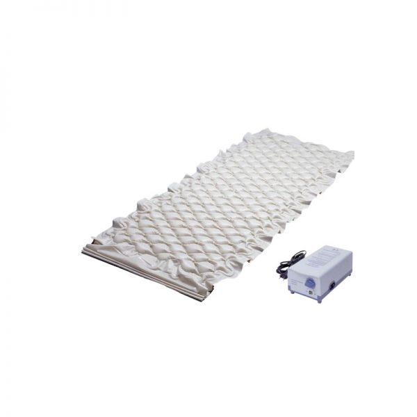 Colchón Antiescaras de aire con compresor | Ortopedia de Alquiler