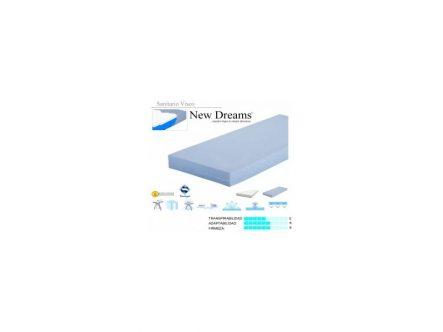 Colchón Sanitario Viscoplus New Dreams | Ortopedia de Alquiler