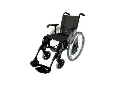 Silla de ruedas BASIC DUO FORTA | Ortopedia de Alquiler