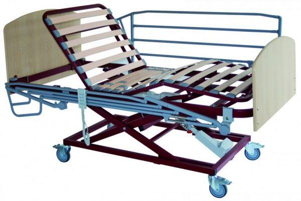 Cama articulada eléctrica | Ortopedia de Alquiler