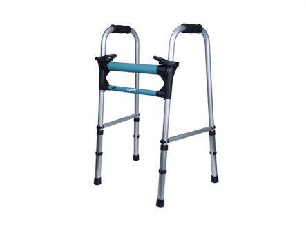 Caminador fijo plegable | Ortopedia de Alquiler
